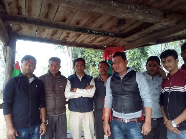 ट्रेडयुनुयन महासंघको कन्काई समिति