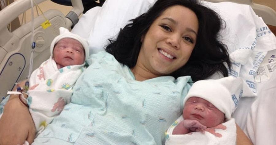 कोरोना संक्रमित युवतीले जन्म दिइन् कोरोना र भाइरस जुम्ल्याहा बच्चालाई
