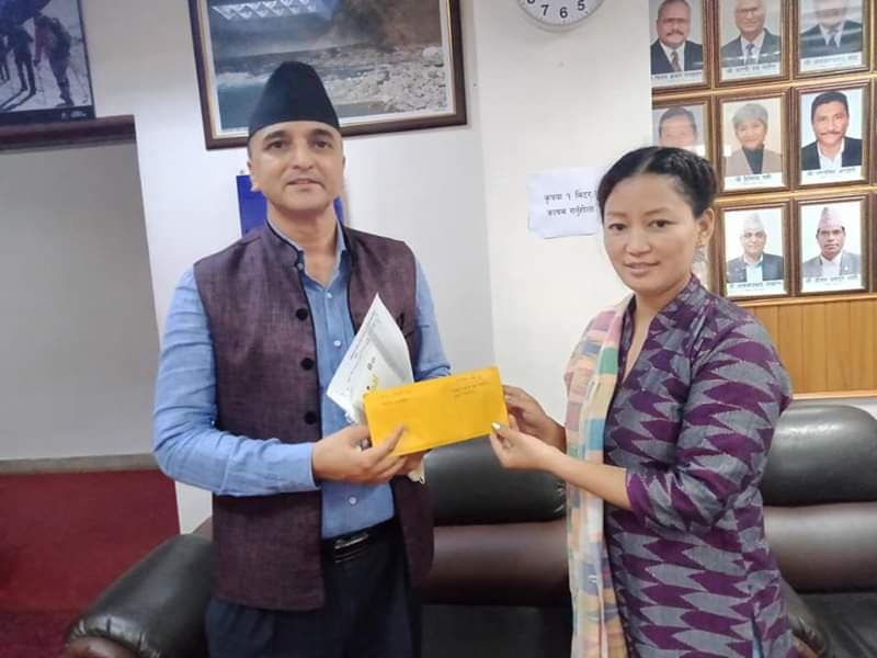 पाथिभरा हैन, मुकुमलुङ राख्नुपर्छः लिवि मञ्च