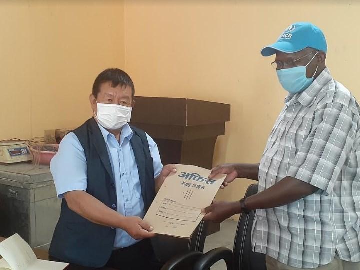 कृषि तथा पशुपालन परियोजनामा हस्ताक्षर