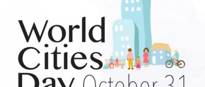 विश्व शहर दिवस मनाइँदै