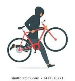 साईकल चाेर पक्राउ