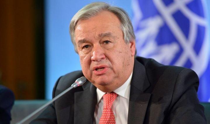 संयुक्त राष्ट्रसंघका महासचिवद्वारा शान्तिपूर्ण निर्वाचनको लागि आग्रह