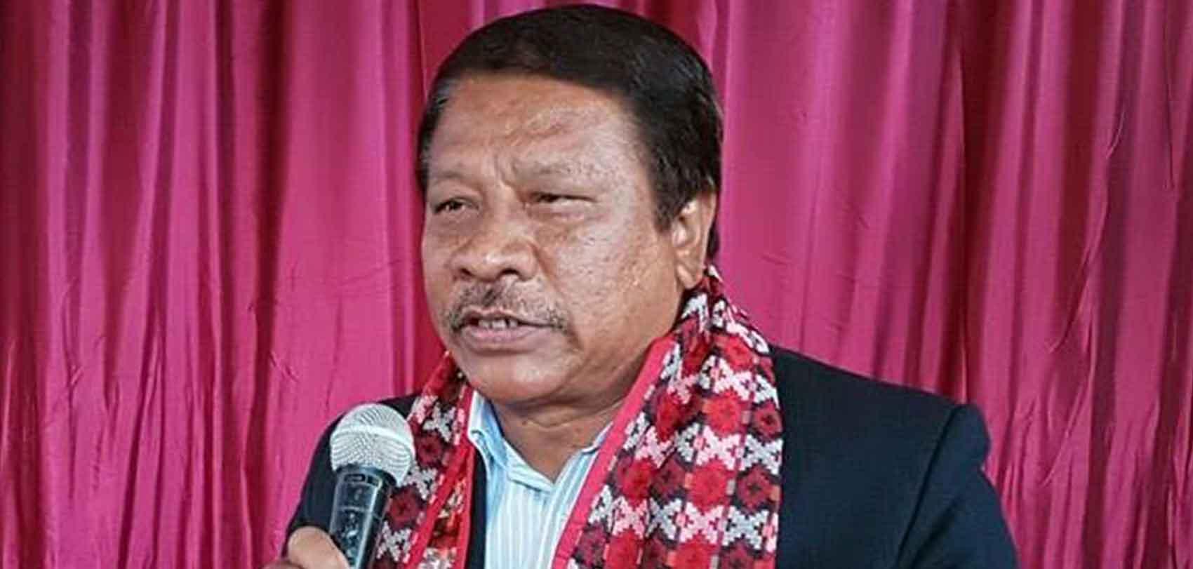 काँग्रेस सरकारमा जानु हुँदैन : नेता सिंह
