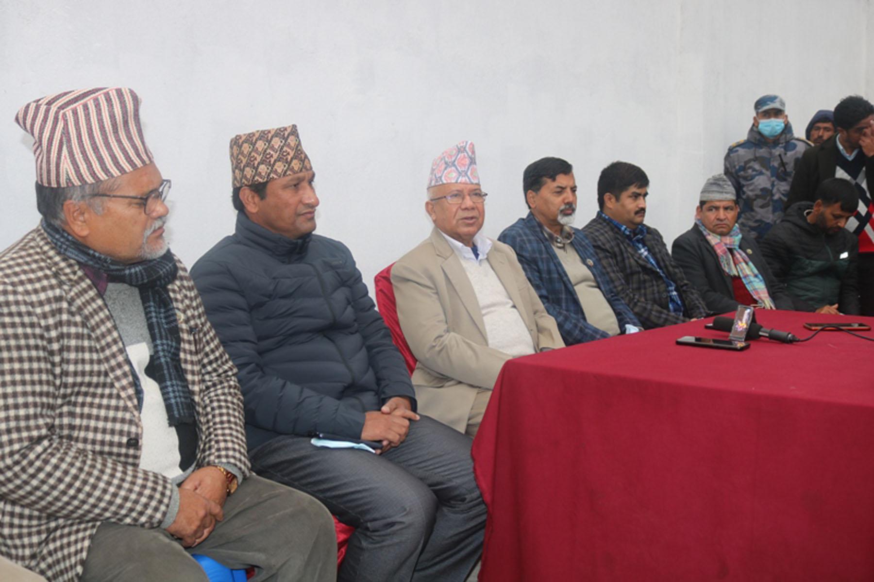 कर्णाली जाग्दा देश जाग्छ : अध्यक्ष नेपाल