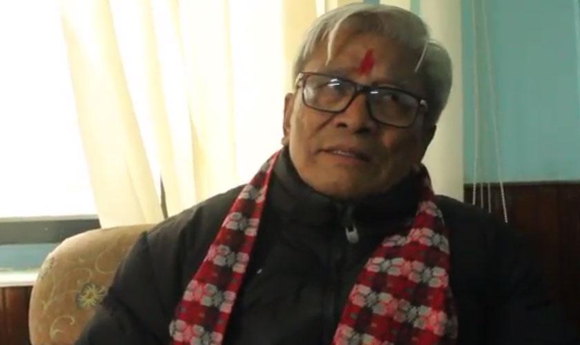 सार्वभौमिकताको रक्षाका लागि राष्ट्रिय एकता : प्रदेश प्रमुख शेरचन