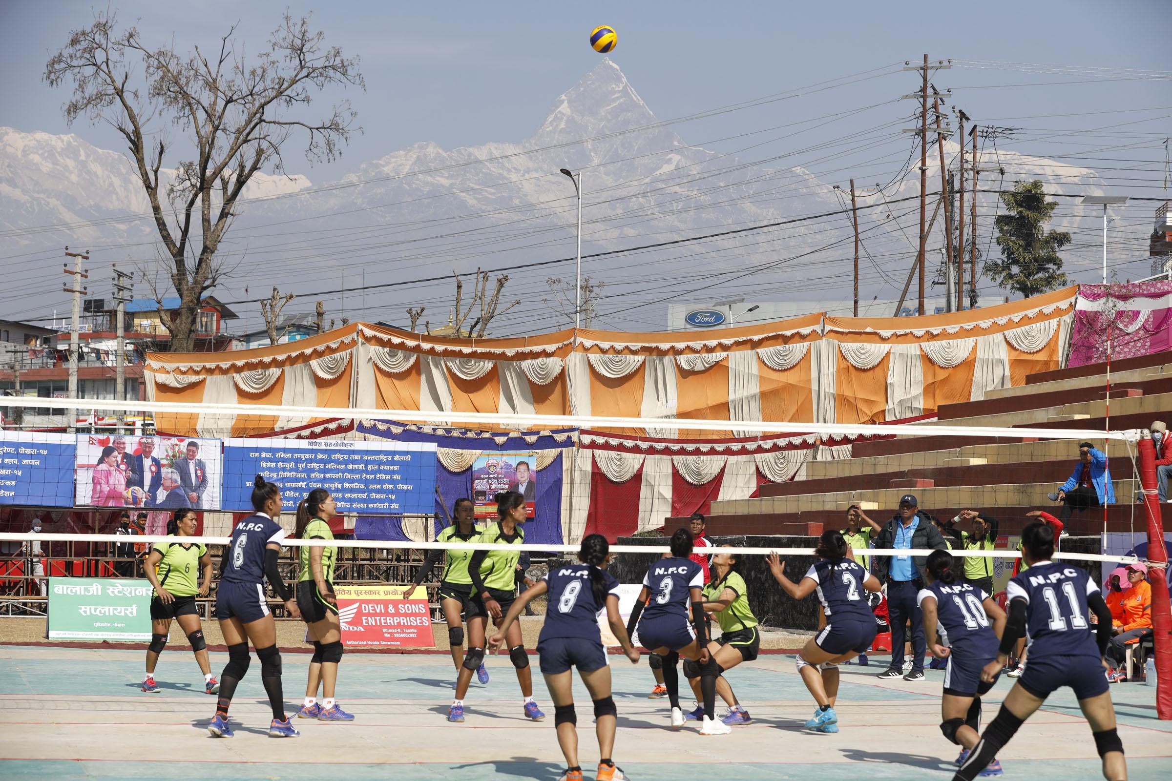 खेल गतिविधि शुरु भएसँगै नवौँ राष्ट्रिय खेलकूदको तयारी